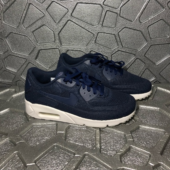 nike air max 90 ultra br midnight navy